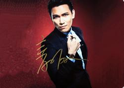 杨宗纬 亲笔签名照片