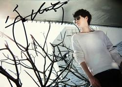 郎哥哥徐海乔亲笔签名照片
